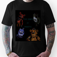Five Nights at Freddy's fan made picture Unisex T-Shirt