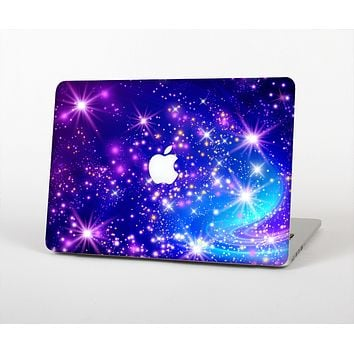 "The Glowing Pink & Blue Starry Orbit Skin for the Apple MacBook Pro 13""  (A1278)"