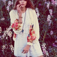 Free People Full Bloom Jacket