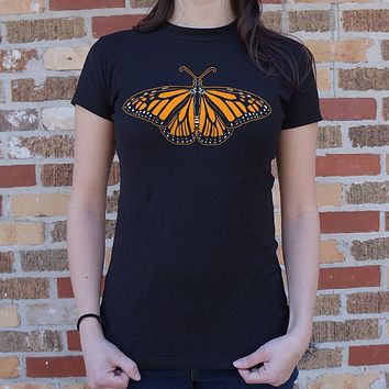 Monarch Butterfly Women's T-Shirt