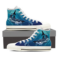 Great White Shark Shoes