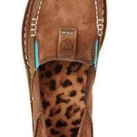Ariat Boots Women's Palm Brown Cruisers~ #10017457