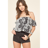 Penny Lane Off The Shoulder Top by Amuse Society
