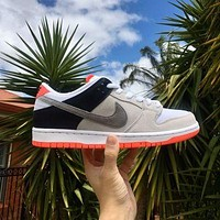 NIKE SB Dunk Low Pro retro low-top mesh breathable casual sports sneakers shoes