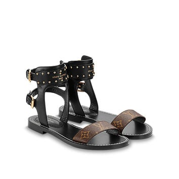 Products by Louis Vuitton: Nomad Sandal