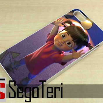 Boo Monster Inc - iPhone 4/4S, iPhone 5/5S, iPhone 5C and Samsung Galaxy S3, S4
