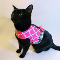 Coolcats Hot Pink Cat Harness