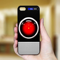 HAL 9000 - HELLO DAVE, Art Design For iPhone Case. Select An Option For Device And Colour Case