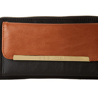 Steve Madden Pocket Zip Wallet