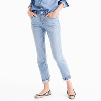 Slim boyfriend jean in Shelton wash