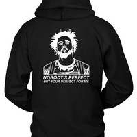 J Cole Quotes Hoodie Two Sided