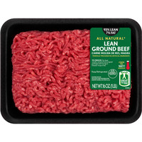 93% Lean/7% Fat Lean Ground Beef, 1 lb - Walmart.com