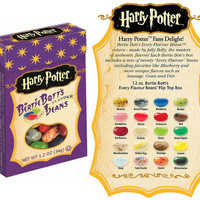 Harry Potter Every Flavor Jelly Beans