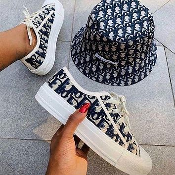 DIOR Fashion casual shoes sneakers