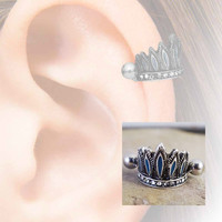16g Indian Helix Cuff Ear Cuff Cartilage Cuff