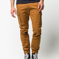 Levi's Banded Cargo Mens Jogger Pants Tobacco  In Sizes
