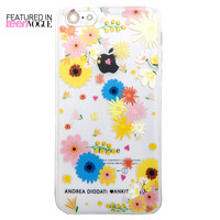 Andrea Diodati's Spring Florals Clear iPhone 5c Case