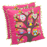 I love the Owl Pillow in the Perfect Pair event at Joss and Main!