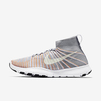 The Nike Free Train Force Flyknit Men's Training Shoe.