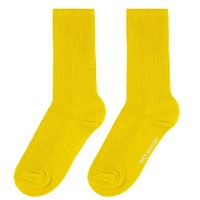 Essential Star Quality Sock | Neon Yellow