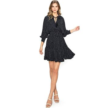Everly Speckle Dress