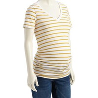 Old Navy Maternity Relaxed V Neck Tee