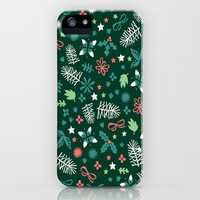Have a Holly Jolly Christmas  iPhone Case by Poppy & Red | Society6