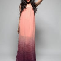 Renewal Ombre Maxi Dress | SHOPLUNAB