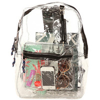 *Accessories Boutique The Transparent Backpack