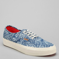 Urban Outfitters - Vans Washed Paisley Authentic California Sneaker