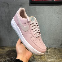 Nike Wmns Air Force 1 '07 Pink Fashion Women Basketball Sneakers Running Sports Shoes