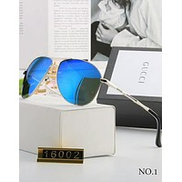Gucci 2018 new colorful personality trends polarized sunglasses F-A-SDYJ NO.1