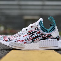 DCCK Adidas NMD Red