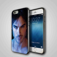 ian somerhalder, iPhone 4/4S, 5/5S, 5C Series Hard Plastic Case