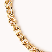 Goddess Chain Link Necklace