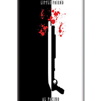 Say Hello To My Little Friend Al Pacino iPhone 6 / 6s Case | Artist: Abhinav Anand