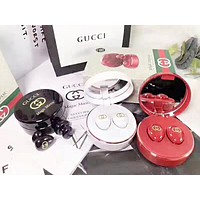 GUCCI New fashion headset listen to music and answer the phone wireless bluetooth sports headset with makeup mirror