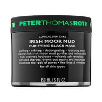 Irish Moor Mud Purifying Black Mask - Peter Thomas Roth | Sephora