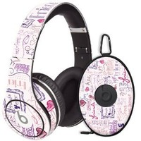 Friends Pink Decal Skin for Beats Studio Headphones & Carrying Case by Dr. Dre