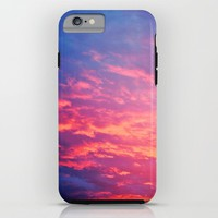 Set Sun iPhone & iPod Case by Caleb Troy