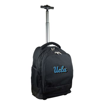 UCLA Bruins Wheeled Premium Backpack