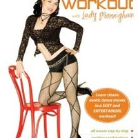 """""""The Exotic Dance Workout"""" DVD with Lady Morrighan"""