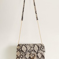 Ring flap bag - Women | Mango USA