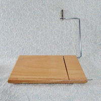 Home Trends Cheese Cutting Board with Slicer by Home Trends