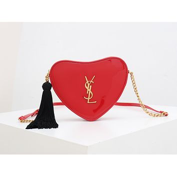 ysl women leather shoulder bag satchel tote bag handbag shopping leather tote crossbody satchel shouder bag 26