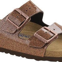 Birkenstock Women's Arizona 2-Strap Soft Cork Footbed Sandal