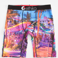 Ethika Vice City The Staple Boxers Blue Combo  In Sizes