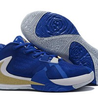 Nike Greek Freak 1 - Royal Blue/Gold