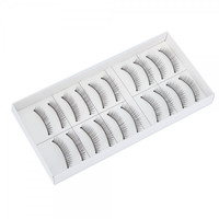 10 Pairs in 5 Styles New Makeup Fake False Eyelashes Eye Lash Set F003