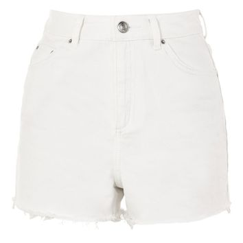 Mom Authentic High Rise Shorts | Topshop